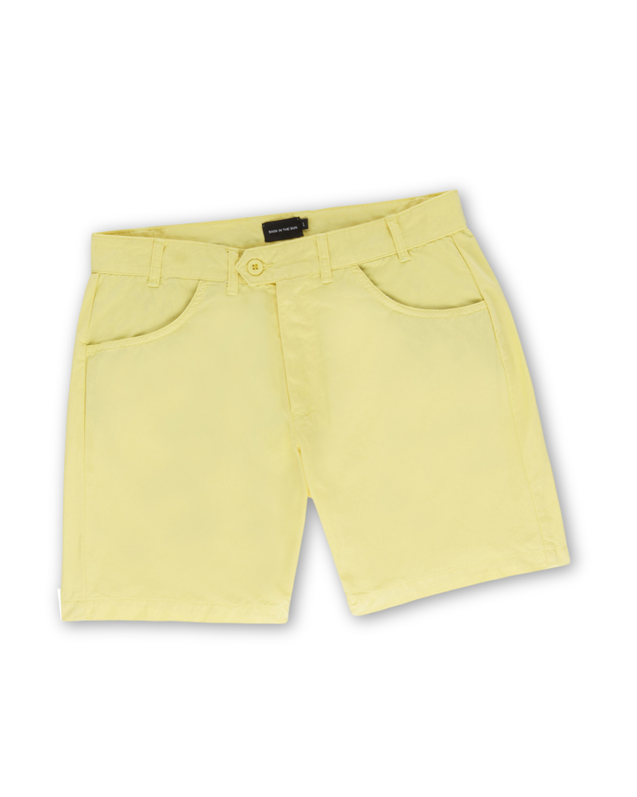 Short Alcyons Yellow