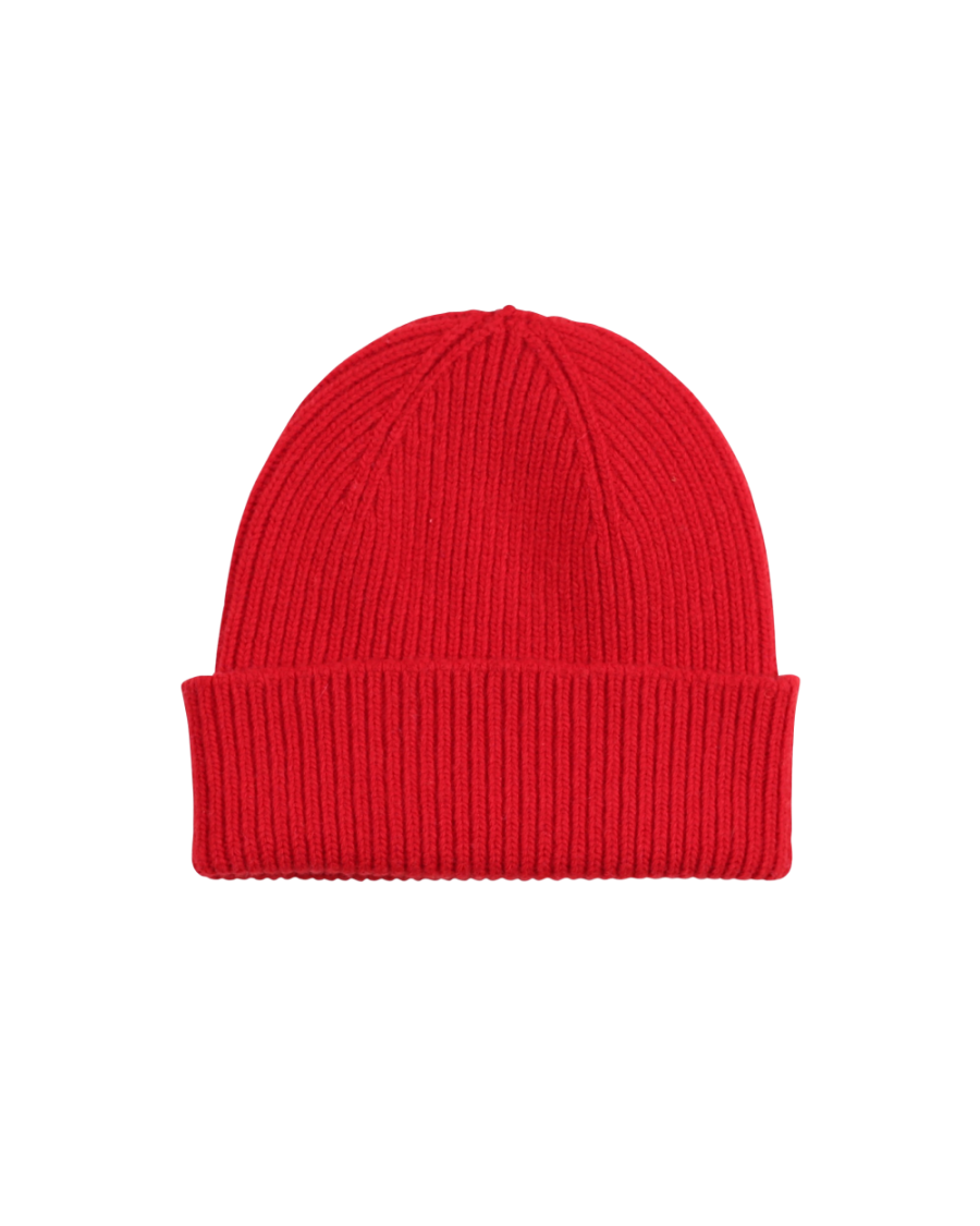 Bonnet-en-laine-Rouge Colorful Standard