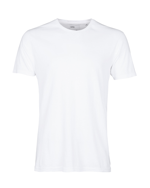 T-shirt-Blanc Colorful Standard