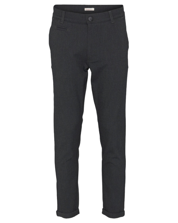 Chino-recyclé-slim-Dark-grey-Melange_1