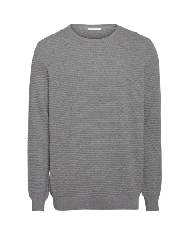 Pull Sailor Pattern Gris_1