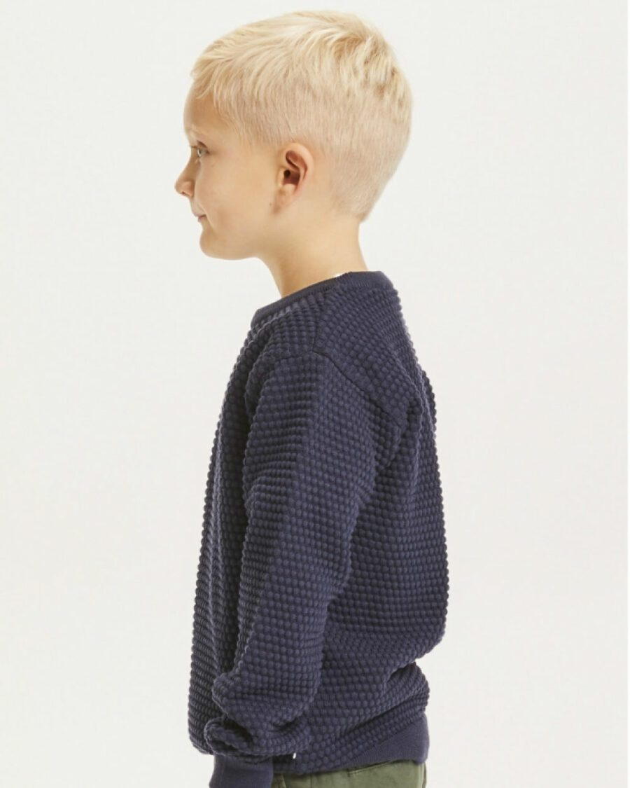 Pull Bubble Kids Knowledge Cotton Apparel de profil